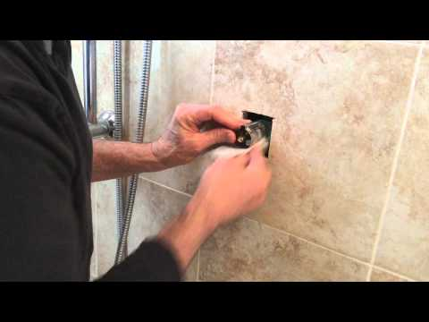 How to Replace a Broken Moen Shower Valve Stem