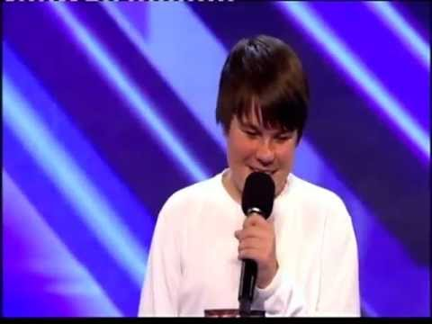 16 year old kid Sings a Michael Jackson song on British X-factor. Its a must see!! AWESOME!!!