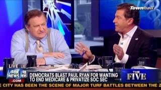 Bob Beckel Drops Another F-Bomb Live on Fox News