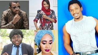 Jaruman Kannywood Wanda Basa Goyon Bayan Buhari