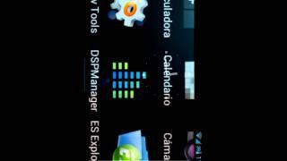 revisión Rom CM9 en Xperia® Play