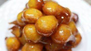 YouTube এ প্রথমবার মুচমুচে রসে ভরা তালের বড়া||Crispy Taler Ros Bora||Taler Bora||Sugar Palm Fritters