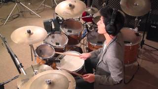 Queenz - Anika Nilles Drum Cover by Kevin Dwi