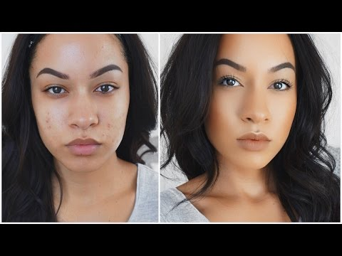 Flawless Foundation  LONG Lasting & ACNE Scar Coverage