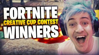 Ninjas Creative Cup Contest Winners!!