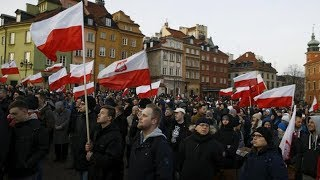 Poland's Young Voters Turning to the Nationalist Right!!!
