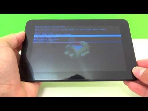 Hard Reset Tablet CCE TR71 / TR101    Solução para Desbloquear ou Solucionar Alguns Problemas