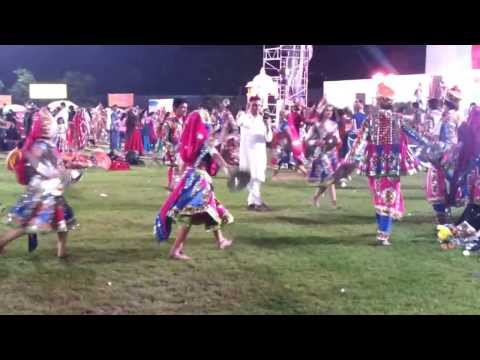 Garba Navratri Celebration at YMCA Club Ahmedabad 2013