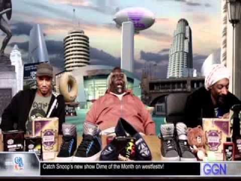 Uncle Ruckus on Snoop Dogg show
