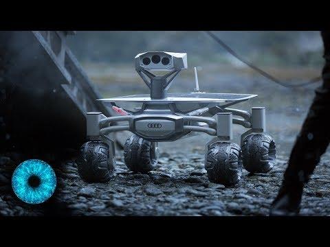 Ist das eine Revolution? Private Mondmission  - Clixoom Science & Fiction