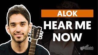 download musica Hear Me Now - Alok aula de violão completa