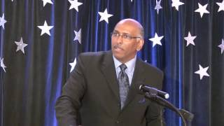 American Politician and Political Analyst, Michael Steele addresses PM New Year