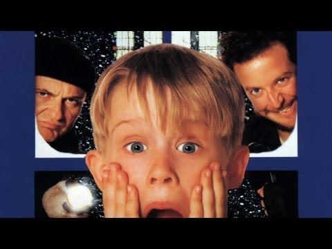 Oss: Home Alone 1 & 2 video