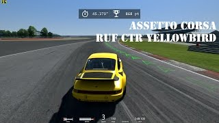 RUF CTR Yellowbird Assetto Corsa gameplay