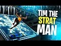 THE TIM STRAT!! (ft. Ninja, NoahJ456 & Trevor May) | Fortnite Battle Royale Highlights #173