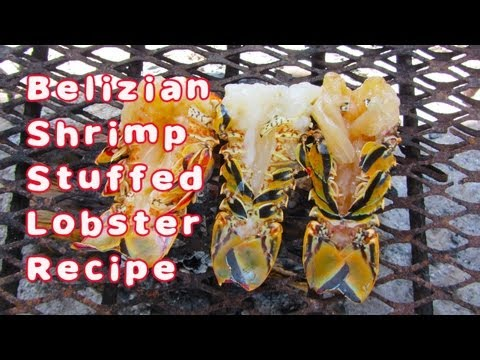 Caye Caulker, Belize – Shrimp ...