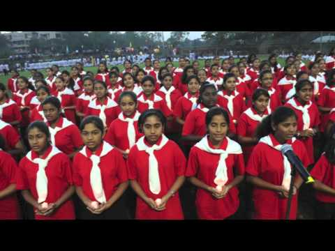 Yesterdays Dream - Fr Agnel School Vashi Choir video