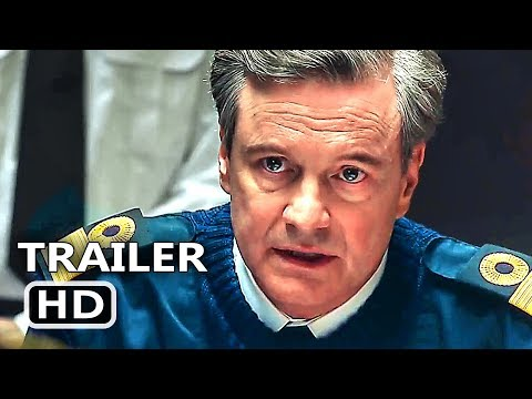 KURSK Official Trailer (2018) Colin Firth, Léa Seydoux, Submarine Movie HD