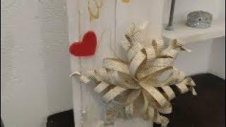 Download Lagu Facile decorazione natalizia (riciclo creativo ) Gratis STAFABAND