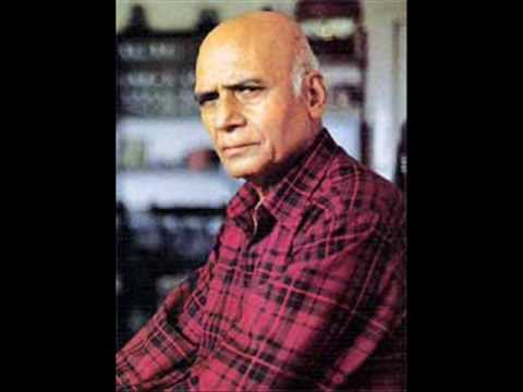 Faiz Ahmed Faiz's 'Kab Yaad Mein Tera Saath Nahin' sung by Khaiyyam and Jagjit Kaur