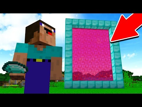 1 NOOB ENTERS A NEW MINECRAFT DIMENSION!