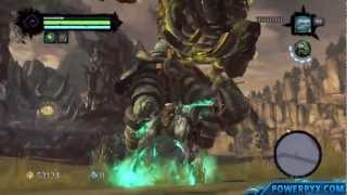 Darksiders 2 - The Guardian Boss Fight (Apocalyptic Difficulty)