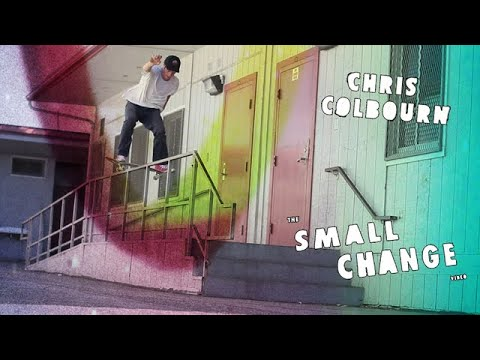 Chris Colbourn Small Change Part