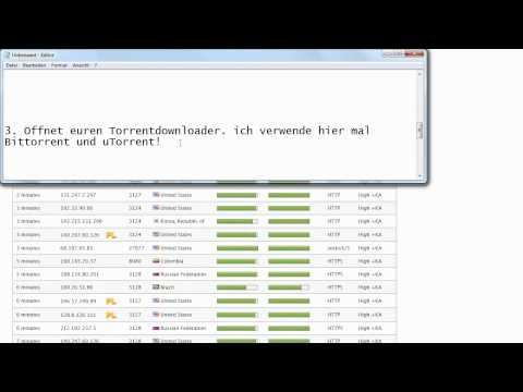 Free Torrent Proxy Server List