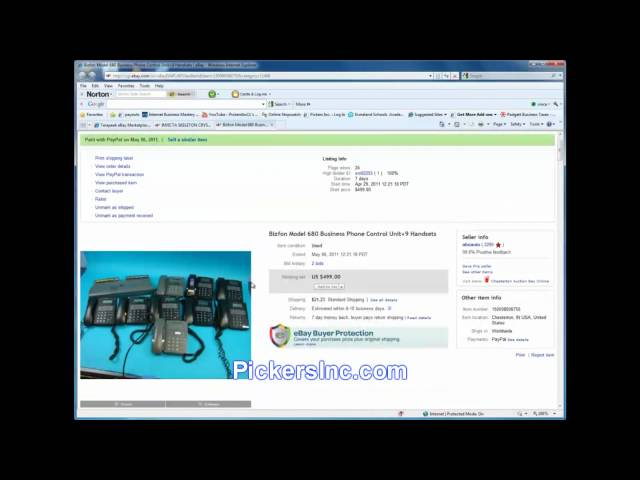 Research Top 5 eBay Sales Hot Selling Items Spring May 2011