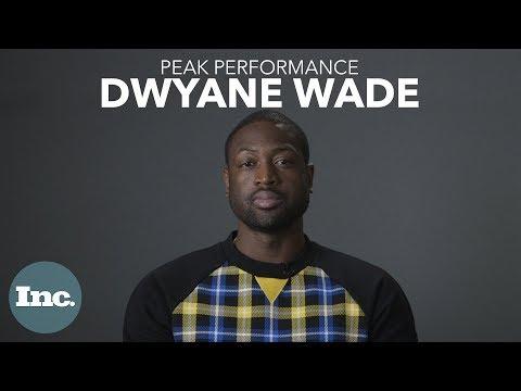 Dwyane Wade: I Almost Didn't Make It | Peak Performance