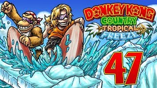 Let's Replay Donkey Kong Country Tropical Freeze [German][Funky-Modus][#47] -