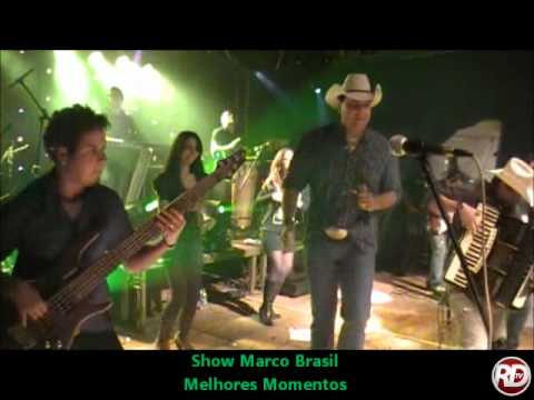 Show Com Marco Brasil- Xv Rodeio De Itaberá 2011 video