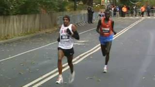 American Meb wins New York Marathon - from Universal Sports
