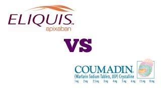 Eliquis vs Warfarin