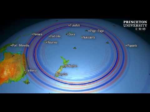 Magnitude 5.5 Quake, KERMADEC ISLANDS, NEW ZEALAND