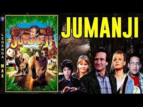 JUMANJI (1995) / Joe Johnston | Resenha - [não é Crítica]
