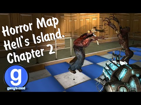 GM Horror Map. Hell's Island. Chapter 2.