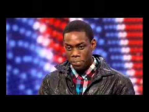 Paul Gbegbaje (BGT) vs Chooka Parker (AGT)