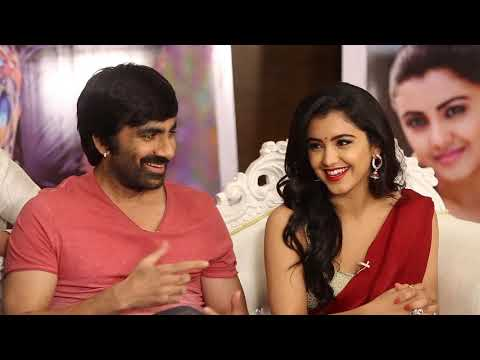 Nela Ticket Movie Team Interview || Ravi Teja ,Malvika ,Kalyan Krishna  with friends