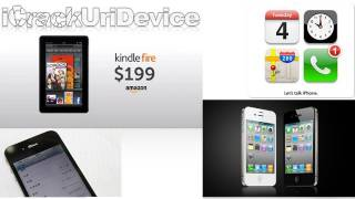 New N94 iPhone 5 / 4S Details, 64GB iPhone, $199 Amazon Kindle Fire & More