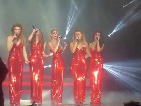 I'll Stand By You: Girls Aloud (Glasgow SECC 09/03/13)