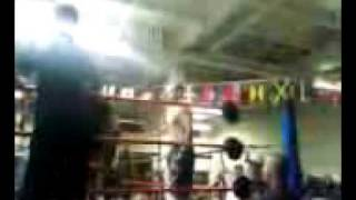 Richard Macias MMA fight nov.10th 2007 TKO First Round
