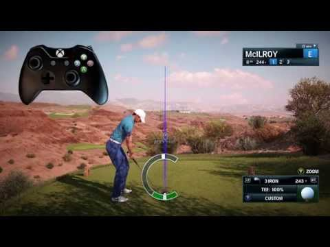 EA SPORTS Rory McIlroy PGA TOUR | Gameplay Features Trailer | PS4, Xbox One