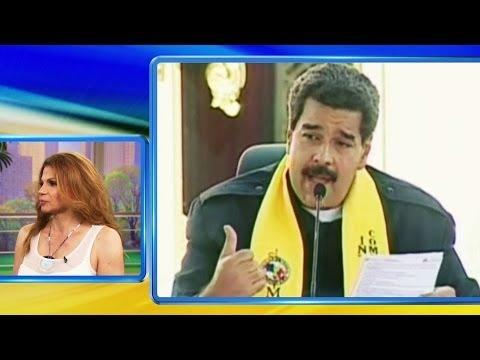 Mhoni predice terremotos y derrocamiento de Maduro