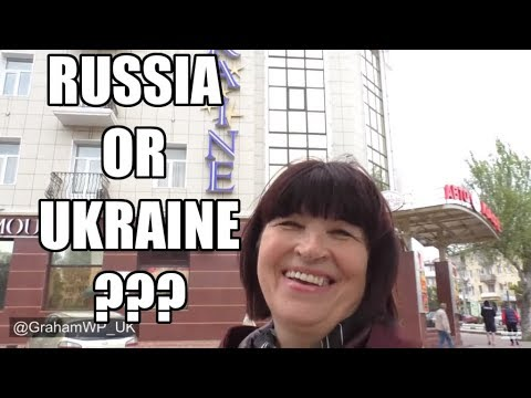 Graham in Crimea (#8) Crimean Residents - Ukraine or Russia?