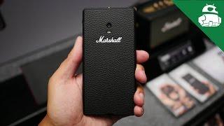 Marshall London Smartphone First Look