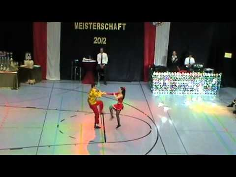 Lydia Hammer & Hans Schikora - Niederbayerische Meisterschaft 2012