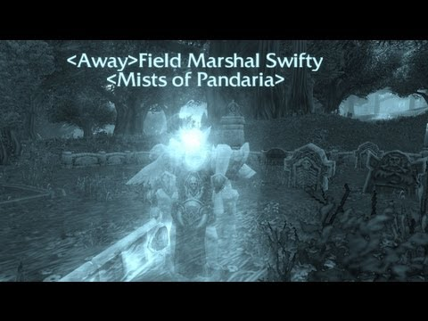 Mists of Pandaria Beta One shot Macro Anbraxas's Fury Warrior Burst vs Swifty Arms Warrior Dual POV