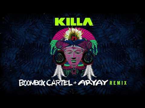 Wiwek & Skrillex - Killa (feat. Elliphant) [Boombox Cartel & Aryay Remix]
