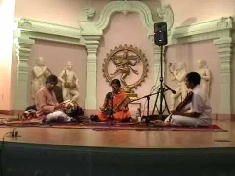 Marivere Gathi - Anandabhairavi
